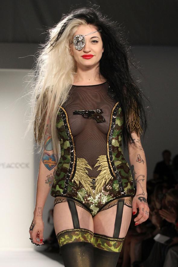 New York Fashion Week Spring 2012: День второй. Изображение № 32.