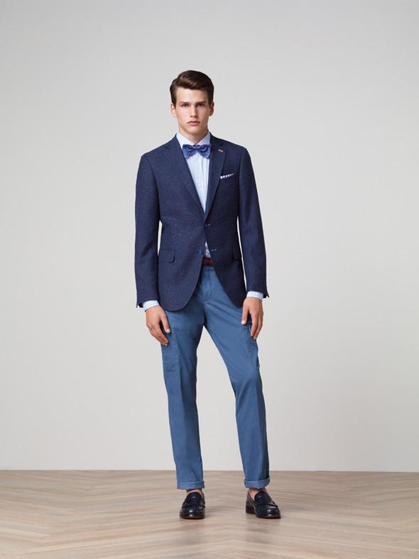 Лукбук: Tommy Hilfiger Sportswear SS'12 (мужская и женская коллекции). Изображение № 1.