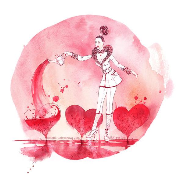 Иллюстратор Софья Голованова. Изображение № 3.