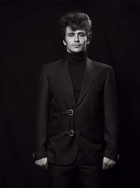 Съёмки: Джеймс Франко для GQ Style и Мила Кунис для Harper's Bazaar. Изображение № 4.
