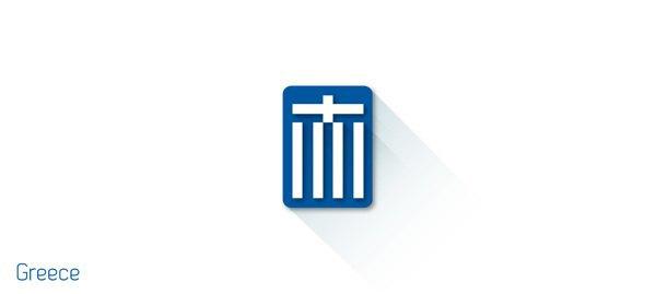Представлены «плоские» версии гербов национальных сборных . Изображение № 26.