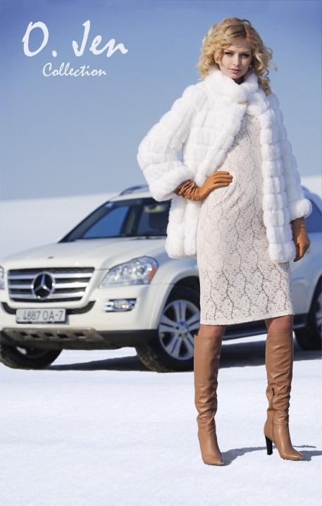 Показ-презентация белорусских дизайнеров на Mercedes-Benz Fashion Week. Изображение № 1.