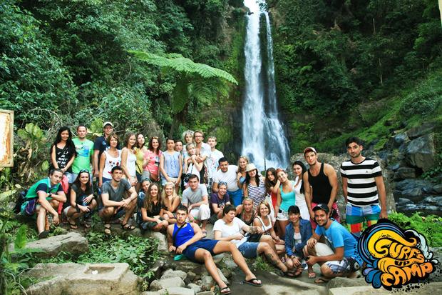 """Осенние приключения на Бали """"SurfsUpCamp"""". Изображение № 1."""