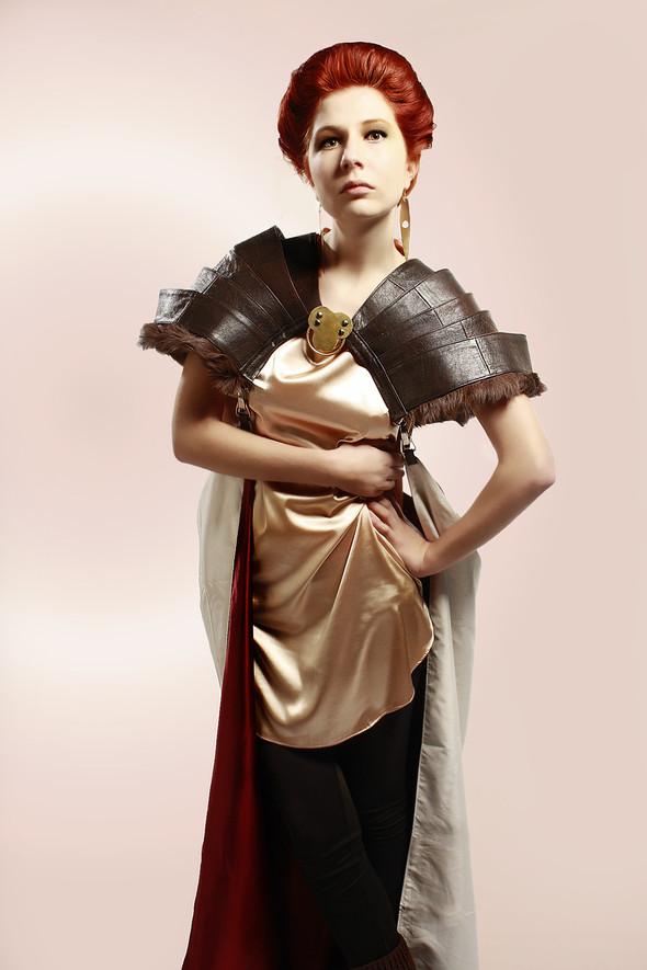 Medieval maiden. Изображение №1.