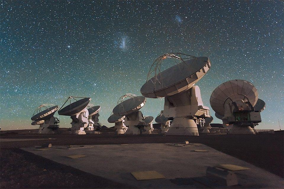 Фотографии лучших обсерваторий мира . Изображение № 4.
