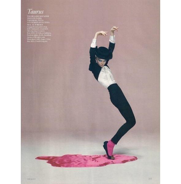 Новые съемки: Interview, Numero, Vogue и Zoo. Изображение № 23.