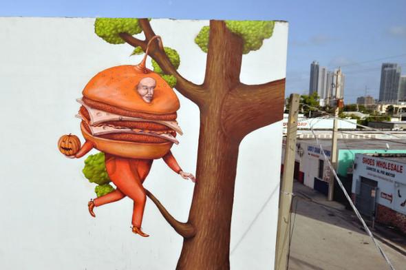 Лучшие стрит-арт проекты 2011 года. Изображение №86.