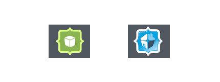 20 Пардоболи похожих друг надруга логотипов. Изображение № 8.