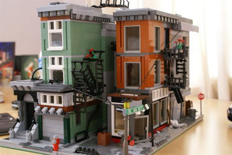 48 креативных LEGO творений. Изображение № 12.