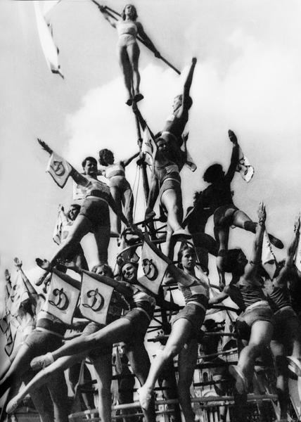 Спорт парад на Красной площади. Изображение № 24.