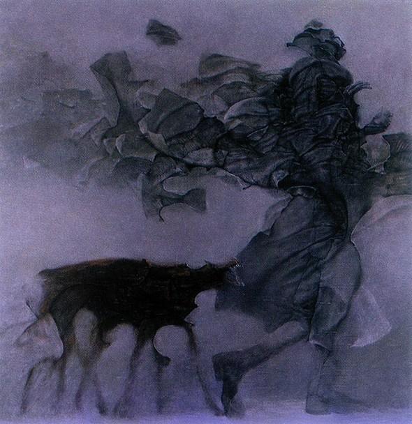 Архив работ Ждислава Бексински. Изображение № 9.