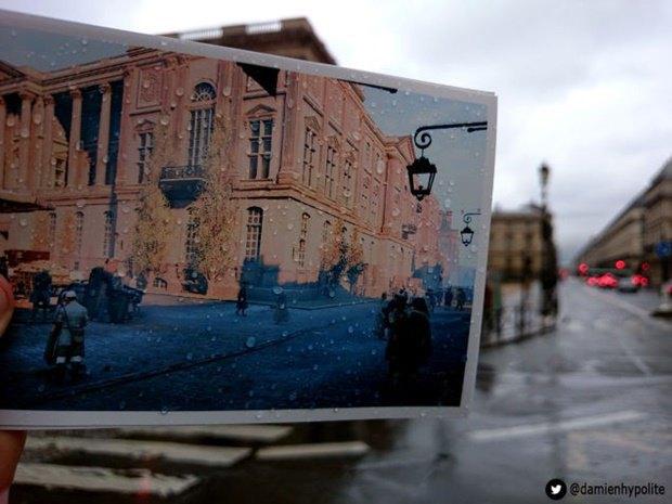 Дизайнер сравнил Париж в Assassin's Creеd и реальности. Изображение № 4.