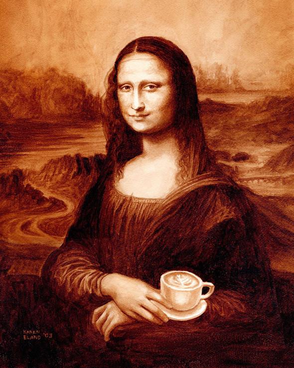 Coffee Art. Изображение № 14.