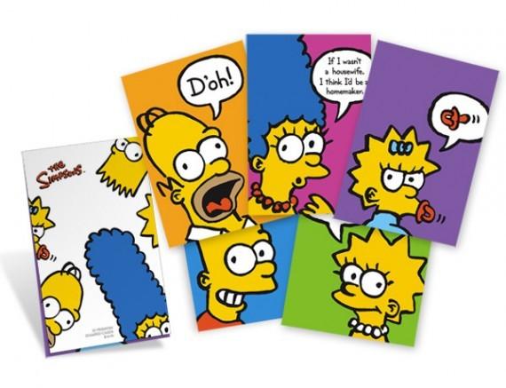 USPostal Service xMatt Groening. Изображение № 1.
