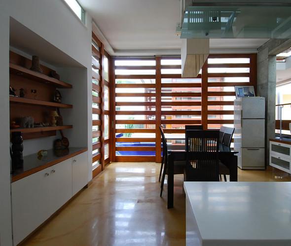 Красивые дома: Дом Павильоны в Бангалоре. Изображение № 8.