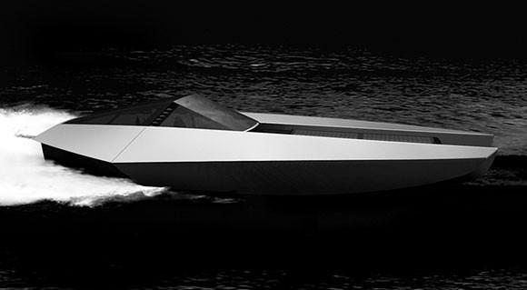 Яхта СodeX. Изображение № 4.