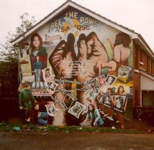Граффити Ольстера. Изображение № 61.