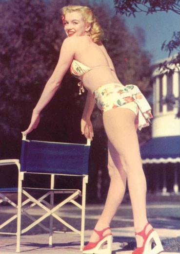 Изображение 21. Marilyn Monroe, pin-up girl.. Изображение № 37.