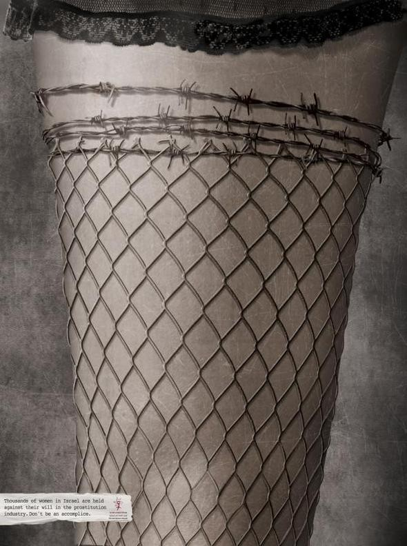 Изображение 9. Реклама против проституции.. Изображение № 26.