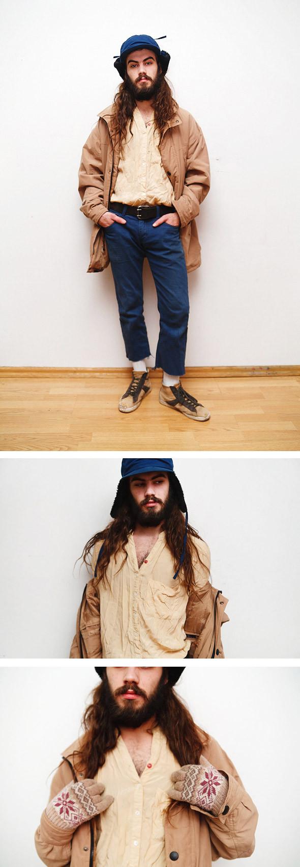 Гардероб: Павлик Кузнецов, художник и скейтер. Изображение № 10.