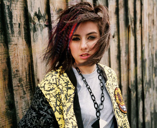 Blah Blah about Lady Sovereign. Изображение № 8.