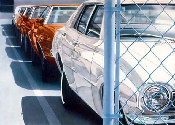 Автомобиль как искусство. Don Eddy. Изображение № 9.