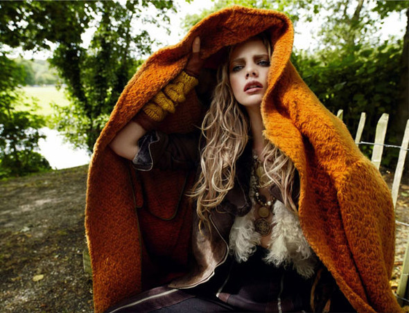 Marloes Horst for Dutch LOfficiel by Marcin Tyszka. Изображение № 12.