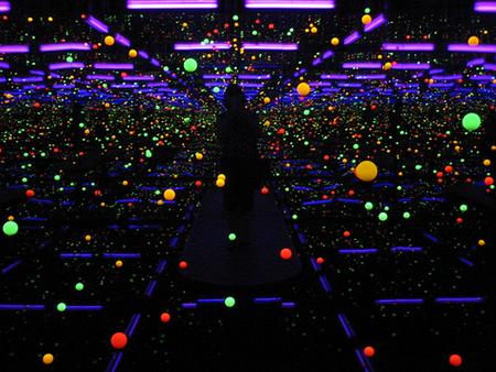 Yayoi Kusama's Dots. Изображение № 1.