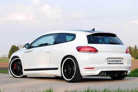 Volkswagen Scirocco Remis отателье HSMotorsport. Изображение № 2.