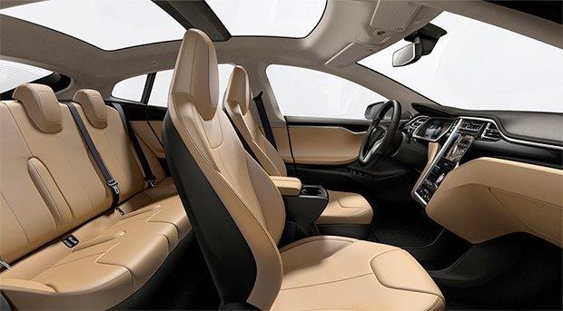 5 отличий электромобиля Tesla Model S от всех других автомобилей. Изображение № 6.