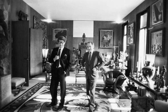 Изображение 32. L'Amour Fou — фильм об Иве Сен-Лоране и Пьере Берже.. Изображение № 50.