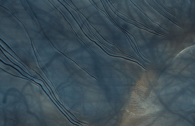 НАСА издаст атлас Марса. Изображение № 6.