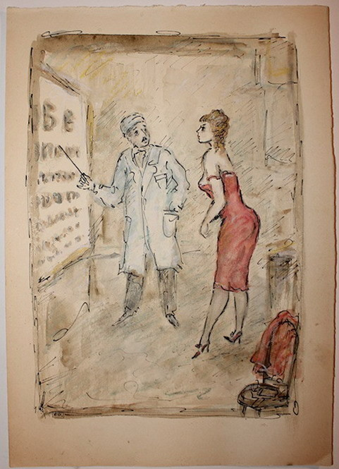 Универсальный художник - В.И. Соболевский. Изображение № 9.