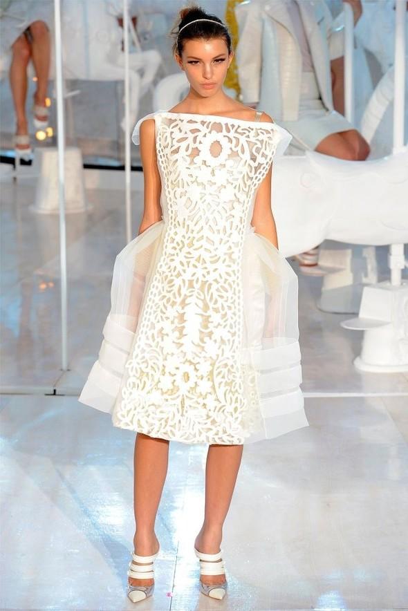 Неделя моды в Париже: Louis Vuitton весна 2012. Изображение № 16.