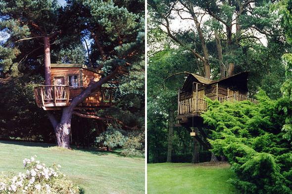 Дома надеревьях отAmazon Tree Houses. Изображение № 12.