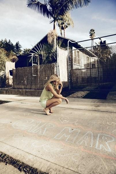 Александра Спенсер для новой коллекции Car Mar весна 2012. Изображение № 18.