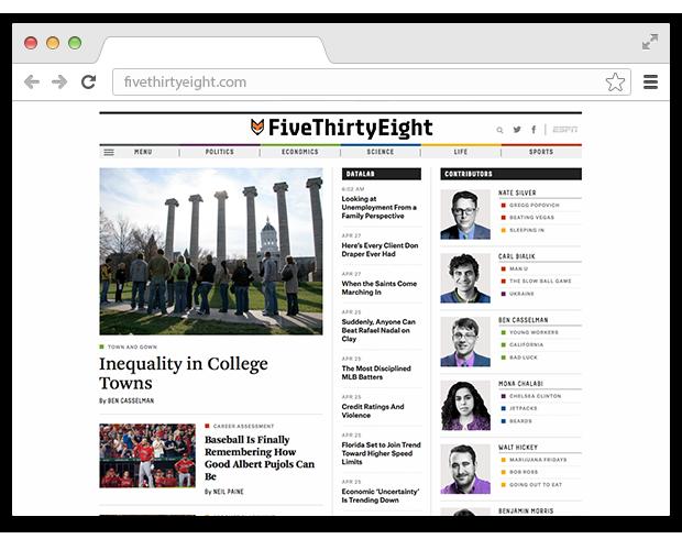 Сайты для тех, кто запутался в новостях . Изображение № 2.