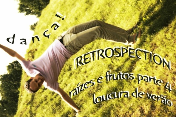 Retrospection - Roots and fruits p4 mix of sambass, brazil & jazzy dnb. Изображение № 1.