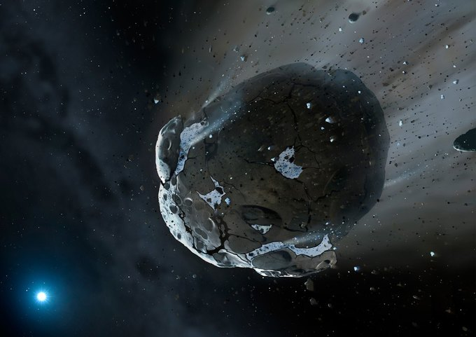 США хотят частично сохранить ядерный арсенал для защиты от астероидов. Изображение № 1.