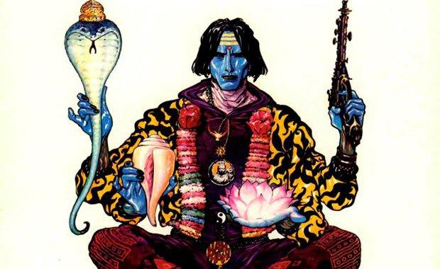 5 психоделических комиксов. Изображение № 2.