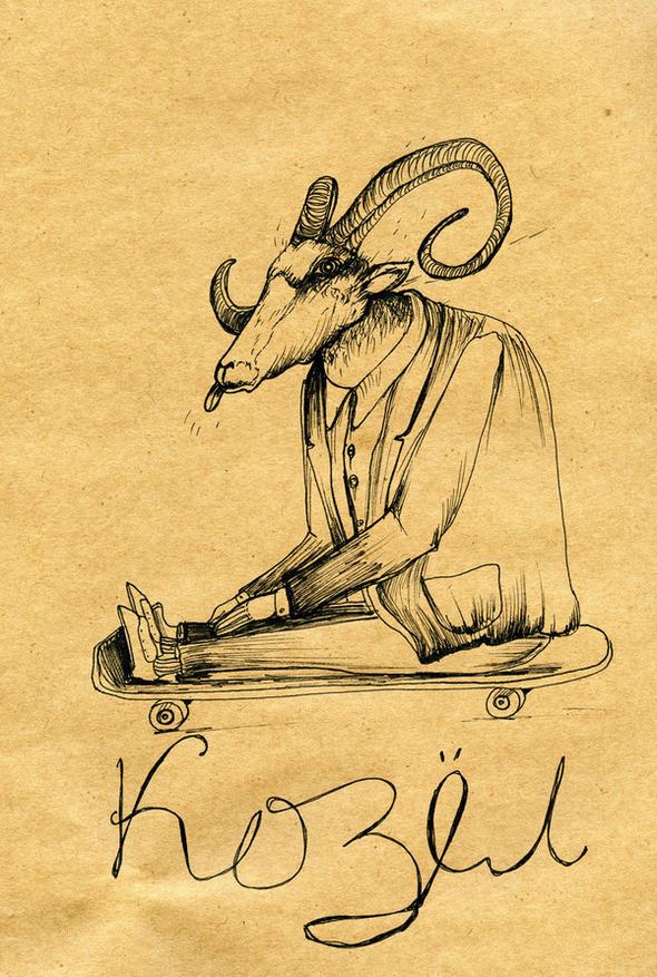 Изображение 17. Yulia Bakhtiozina artist from Rehab.. Изображение № 13.
