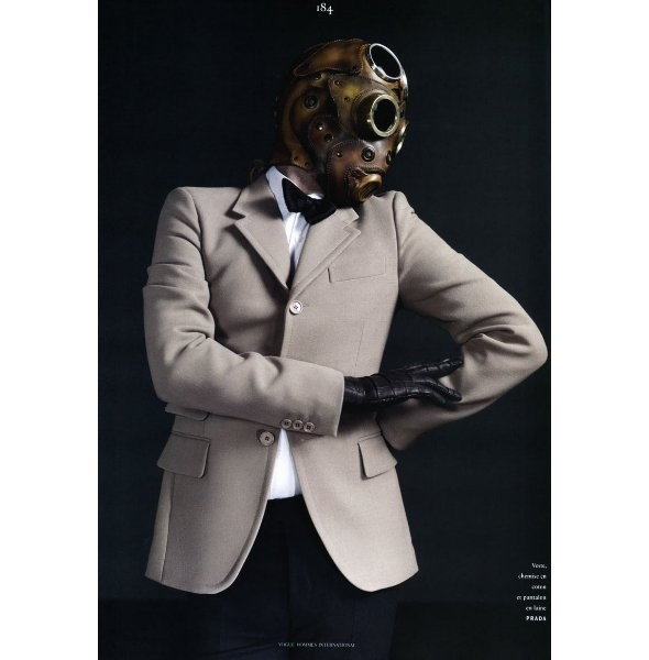 Изображение 3. Новые мужские съемки: Vogue Hommes, GQ и другие.. Изображение № 3.