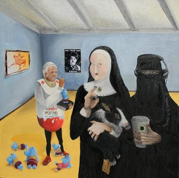 Изображение 20. Yulia Bakhtiozina artist from Rehab.. Изображение № 16.