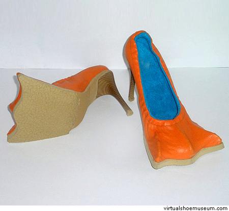 Виртуальный музей обуви. Изображение № 7.