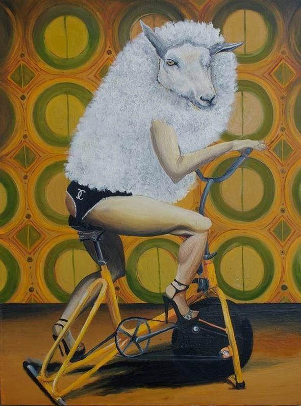 Изображение 12. Yulia Bakhtiozina artist from Rehab.. Изображение № 9.