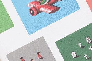 Одной строкой: несуществующие животные, синий экран смерти и мультфильмы-блокбастеры. Изображение № 13.