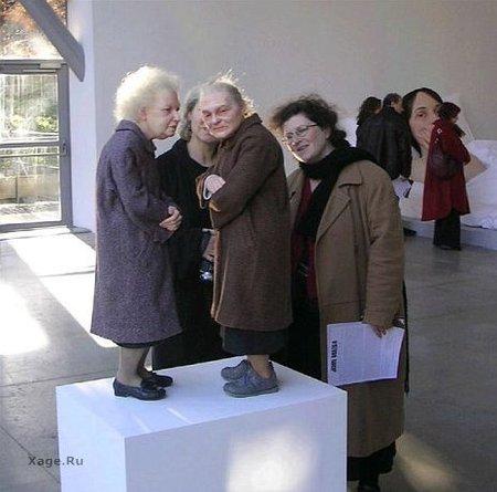 Гиперреалистичные скульптуры. Изображение № 11.