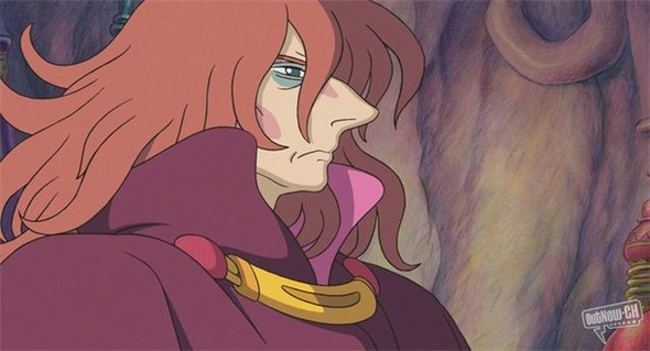 Добрый волшебник, Хаяо Миядзаки. Изображение № 58.