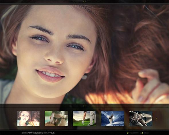 Секрет успешного фотографа: сайт-портфолио. Изображение № 18.