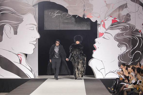 """Коллекция """"La Femme Magnifique"""" Модного Дома Игоря Гуляева. Изображение № 2."""